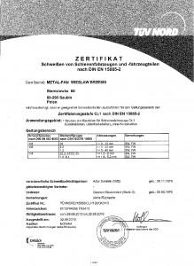 certyfikat spawanie